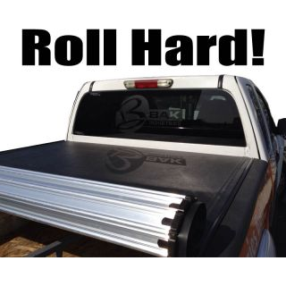 Bak Roll x Roll Up Tonneau Truck Bed Cover That Fits Tons of Trucks