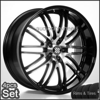 22 inch Wheels and Tires Mercedes Benz Rims S550 Ml