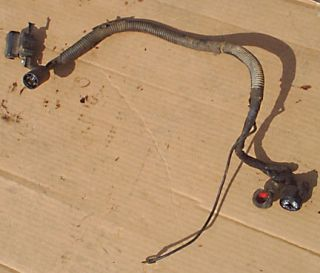 1985 86 87 88 89 Toyota Pickup Truck 4Runner Alternator Wiring Harness