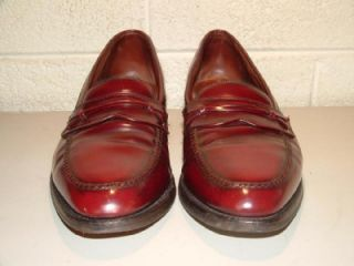 Mens Allen Edmonds Barrington Loafers Shoes 14 B