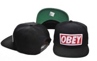 Saie Obey Baseball Snapback Hats Hip Hop Adjustable bboy Cap