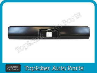 1999 2007 CHEVY SILVERADO / SIERRA REAR BUMPER ROLL PAN STEEL FOR