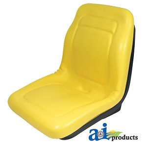 New HIGH BACK Seat for John Deere Gator XUV 850D / 4x2 HPX / 4x4 HPX