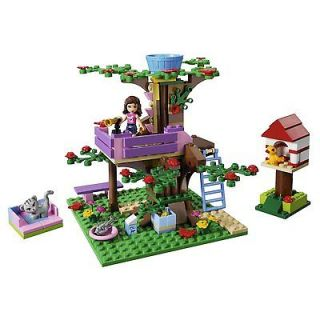 NEW 2012 LEGO FRIENDS 3065 OLIVIAS TREE HOUSE LEGO FOR GIRLS Free