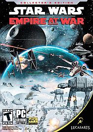 Star Wars Empire at War Collectors Edition PC, 2006