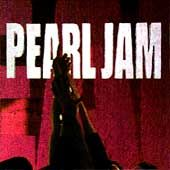 Ten by Pearl Jam Cassette, Aug 1991, Epic Associated