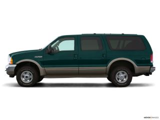 Ford Excursion 2002 XLT