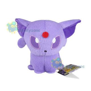 NEW TAKARA TOMY Pokemon Pikachu #196 ESPEON Plush Figure Doll Toy