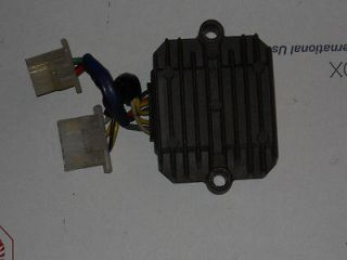 80 Honda CB650 CB 650 █ REGULATOR RECTIFIER (TESTED) SH236A 12 1.0
