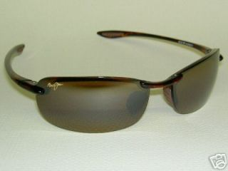 NEW Authentic MAUI JIM MAKAHA Sunglasses Tortoise Frame H405 10