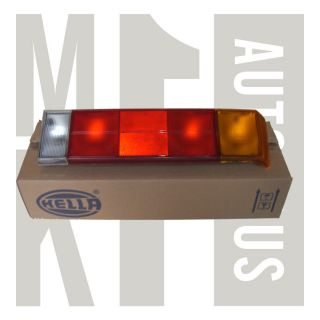 New VW Rabbit US Built 1980 1984 Tail Light Lamp Lens Hella Right Pass