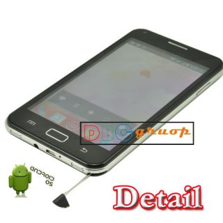 Dual Sim Android 4 0 Smart Phone Cell Phone WiFi GPS 3G 5MP