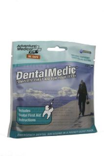 Dental Medic Kit First Aid Adventure Medical Kits Mouth Pain 0185 0102