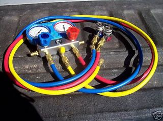 US General A C Manifold Gauge Set R134a Air Conditioner
