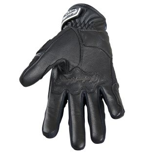 Speed & Strength Womens Cat Outa Hell Leather Textile Gloves