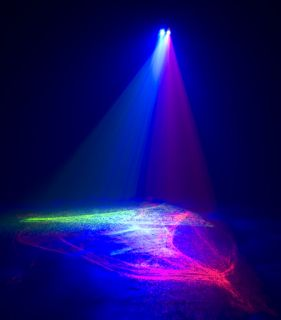 American DJ Atmospheric RG LED Red Green Laser Blue LED (Open Box)