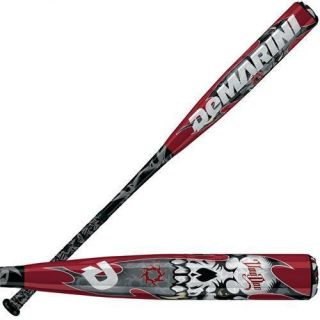 2013 DeMarini Voodoo 5 Big Barrel Baseball Bat WTDXVD5 13 33 28