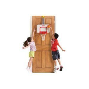 Attachable Basketball Hoop Kids Youth Mini Hoop JR Size Children Toy