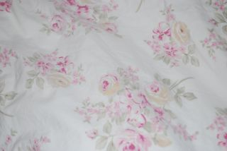 Rachel Ashwell Simply Shabby Chic Blush Beauty Twin Reversible Duvet