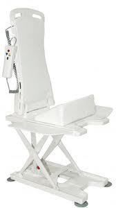 Drive Medical Bellavita Auto Bath Tub Chair Seat Lift White 477200252