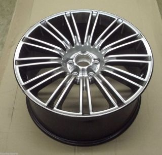 BENTLEY CONTINENTAL GT SPEED SPECIAL EDITION WHEEL RIM OEM 3W0601025AR