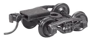 Kadee HO Scale Bettendorf Metal Sprung Trucks New 502