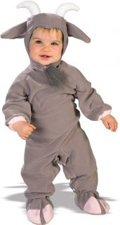 Billy The Goat Farm Animal Cute Dress Up Halloween Baby Infant Child