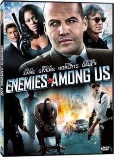 ENEMIES AMONG US (CANADIAN RELEASE) *NEW DVD*****