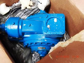 Blackmer XL3B Sliding Vane Pump New Unused