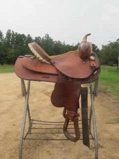 Easy Rider Trail Barrel Saddle by Action Co