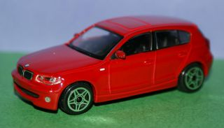BMW 1 Series 1 43 Diecast Metal Model 1 43 Scale Toy