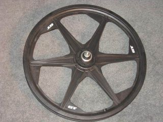 GT Performer BMX Freestyle Mag Front Wheel ACS 20 x 1 75 80s
