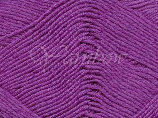 Debbie Bliss Baby Cashmerino #43 yarn Purple