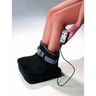 Vibrating Massage Foot Warmer Massager 2 Speed Improve Blood Flow