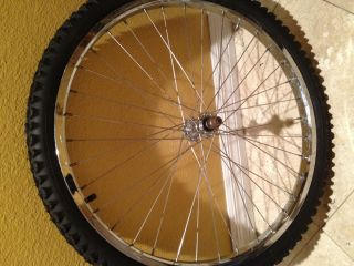 24 SPECIALIZED WHEEL SET BMX RIMS