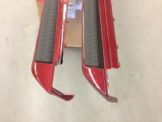 Dodge Grand Caravan Chrysler Town Country Running Boards