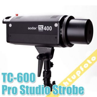 Pro Studio Strobe Flash Monolight 600WS Bowens Mount