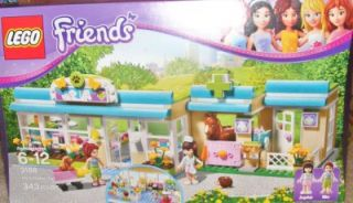 Heartlake Vet Lego Friends Set Brand New in The Box Girls Ages 6 to