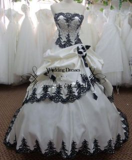 Wedding Bridal Dresses Ball Gown Quinceanera Dress Custom US Size4 6 8