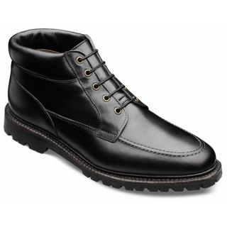 Allen Edmonds Men's Cascade Black Leather Boot 6194