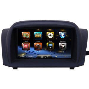 Ford Fiesta Car GPS Navigation System DVD Player