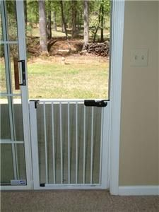 Cardinal Sliding Door Lock N Block Baby Pet Safety Gate