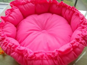 Small Soft Pet Puppy Dog Cat Beds Sleeping Bag Warm Cashion