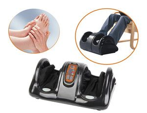 Carepeutic Deluxe Shiatsu Foot Massager with Heated Therapy Kneading