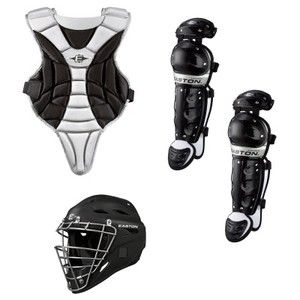 Black Magic Catcher Gear Jr Youth Black Box Set New A165013BXBK