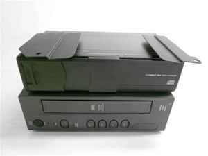 ford expedition 6 disc cd changer vhs player oe