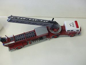 Corgi American LaFrance Centerville Fire Dept. Hook and Ladder 4 Fire