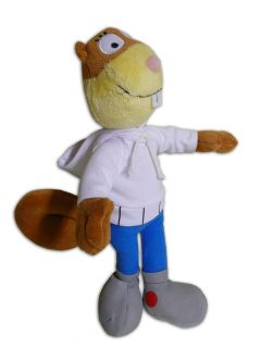 from animated cartoon Spongebob Squarepants.br  Model Sandy Cheeks