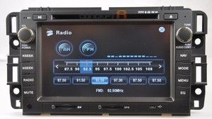 2007 12 Chevy Silverado 2500HD DVD GPS Navigation Chevrolet Radio XM