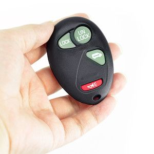 Keyless Remote Key Shell for Chevrolet Venture Pontiac Montana